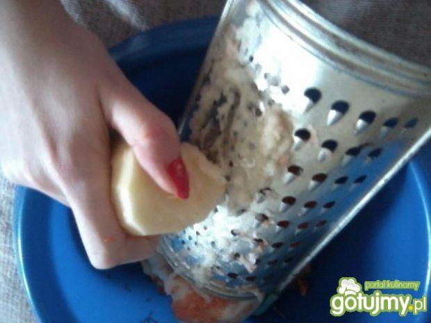 Marchewkowe placki ziemniaczane