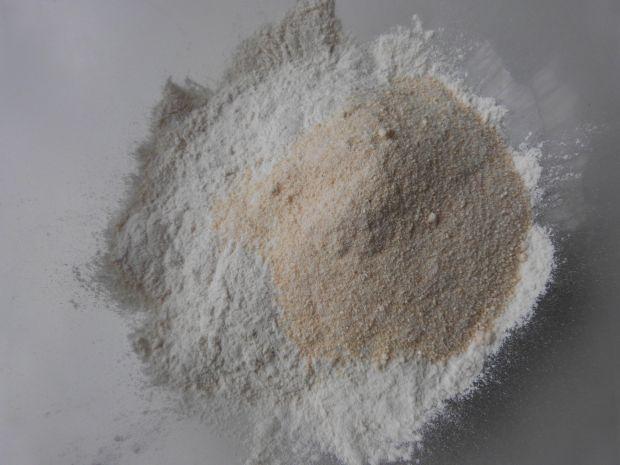 Marchewkowo-kokosowe gofry