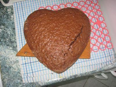 Marchewkowo- orzechowe ciasto