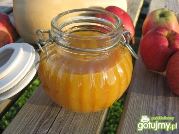 Marmolada dyniowo-jabłkowa