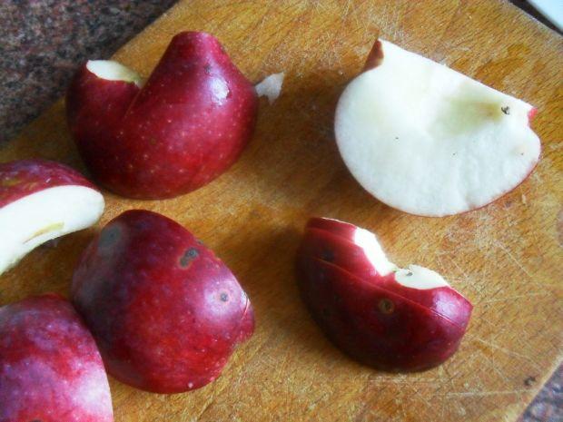 Marmolada jabłko z miętą