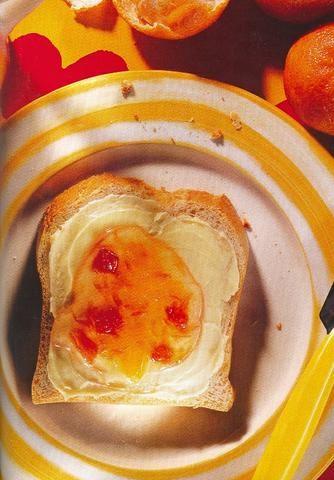 Marmolada pomarańczowo - grejpfrutowa