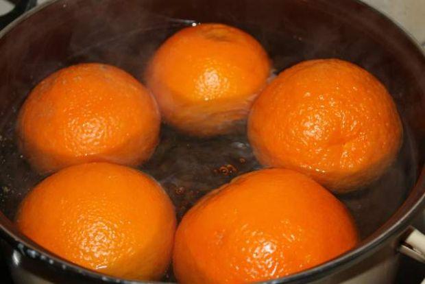 Marmolada z pomarańczy rodem z PRL