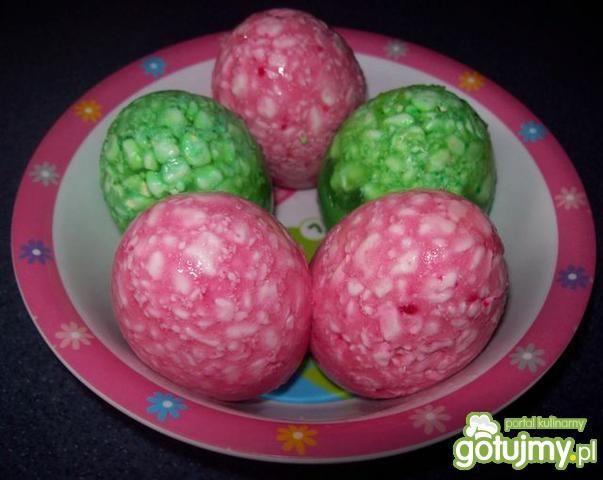 Marmurkowe pisanki Wielkanocne