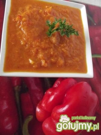 Marokańska zupa marchewkowa