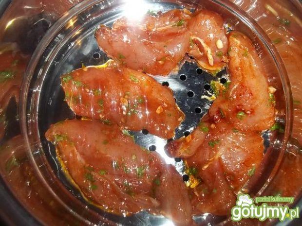 Marynowane polędwiczki z kurczaka
