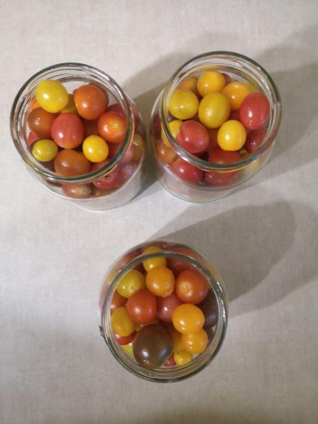 Marynowane pomidorki