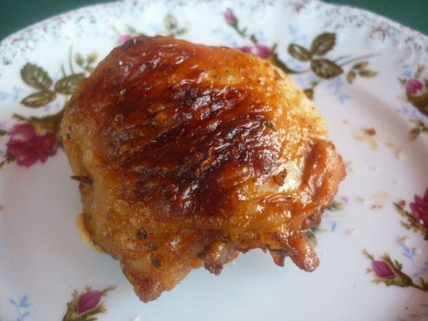 Marynowany kurczak z grilla