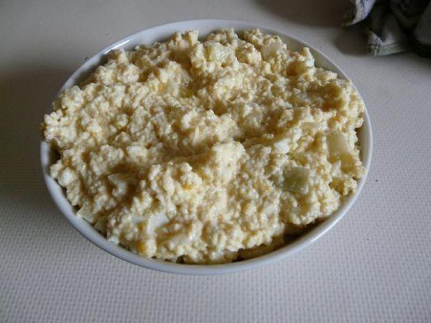 Masa jajeczna ;)