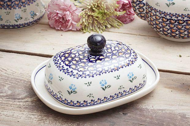 Maselniczka ceramiczna Bolesławiec