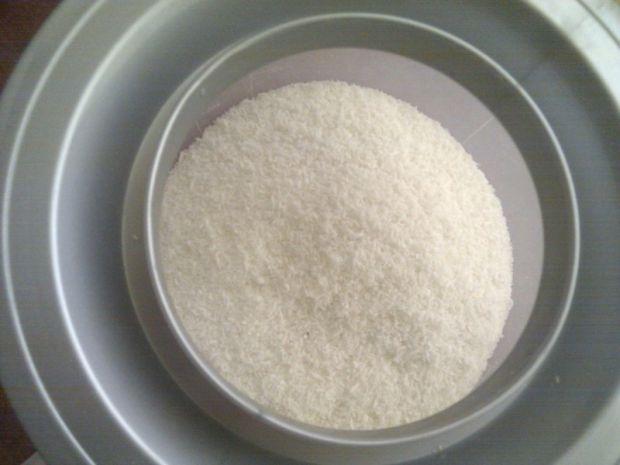 Masło kokosowe domowej roboty