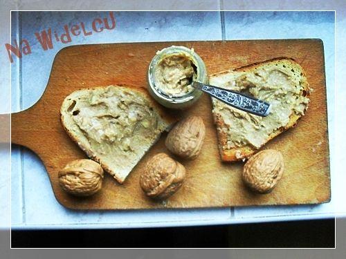 Masło orzechowe z orzechów wloskich i laskowych