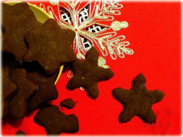 Mega czekoladowe gwiazdki świateczne