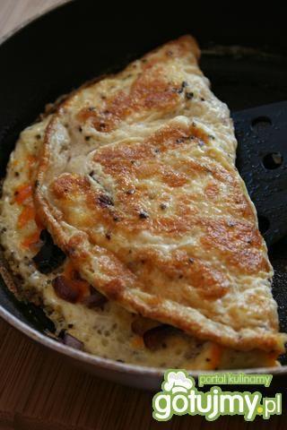 Meksykański omlet
