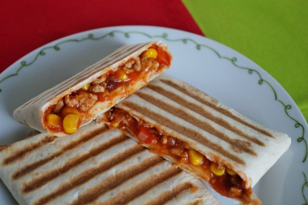 Meksykańskie burrito