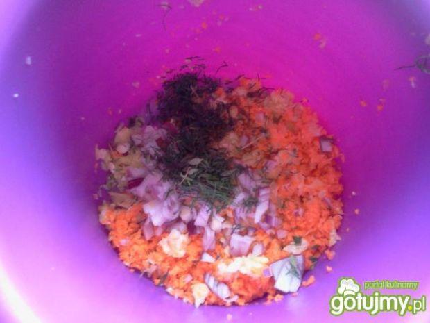 Mielone kotlety z fasolką szparagową