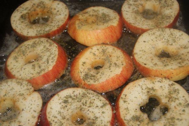 Mielone z utartym jabłkiem