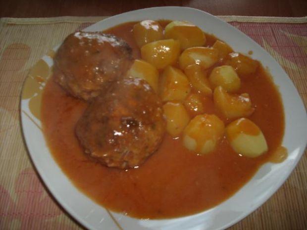 Mięsno-kapuściane kotlety