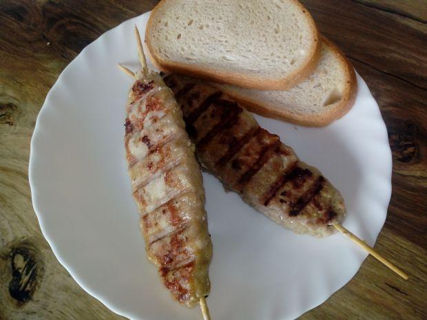 Mięso mielone z grilla