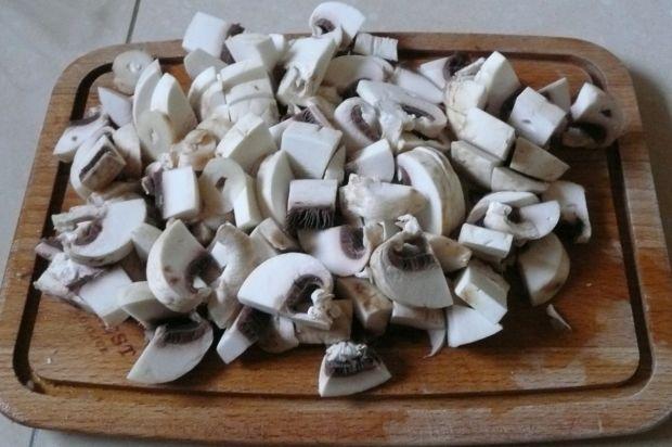 Mięso w sosie musztardowo-miodowym