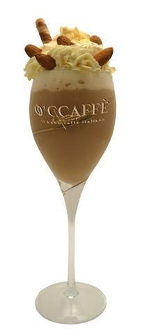 Migdałowa kawa  Italia O'Ccaffe