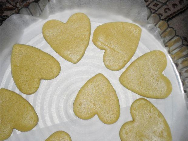 Migdałowe serca