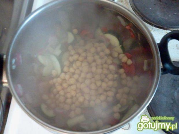 Miks mięsno-warzywny z cieciorką