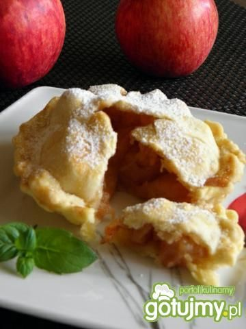 Mini Apple Pie - mini szarlotki.