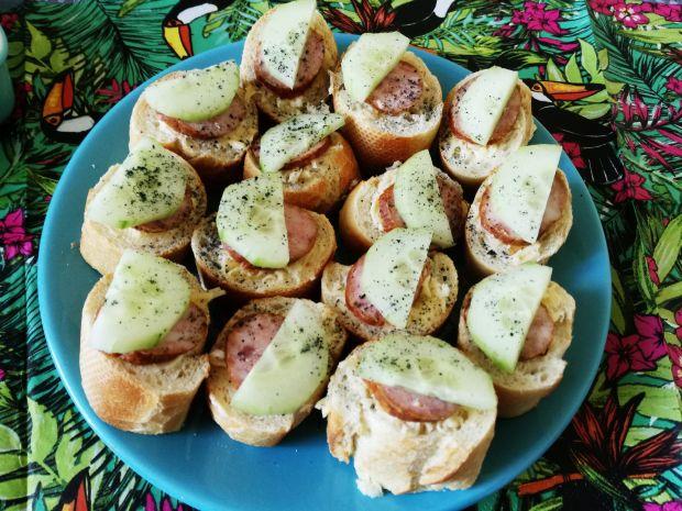 Mini kanapeczki do piwa