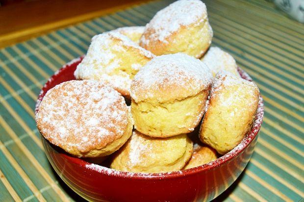 Mini pączki z piekarnika