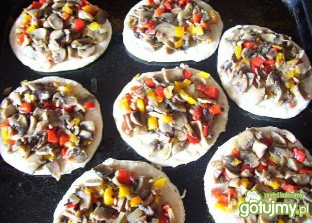 Mini pizze 8