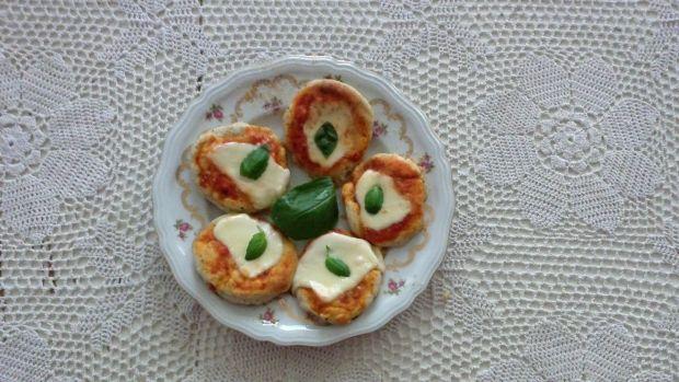 Mini pizze (Margherita)