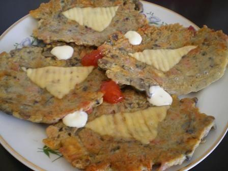 Mini-pizze z patelni
