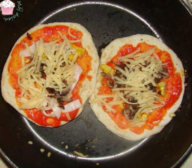 Mini pizzerinki