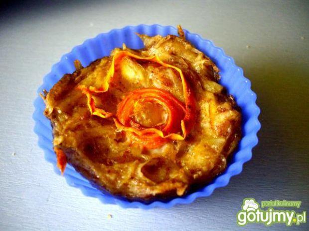 Mini placki ziemniaczane z piekarnika