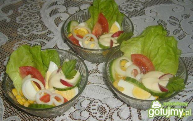 Mini sałatki