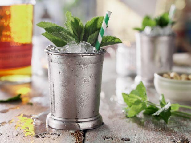 Mint Julep - koktajl na bazie bourbonu