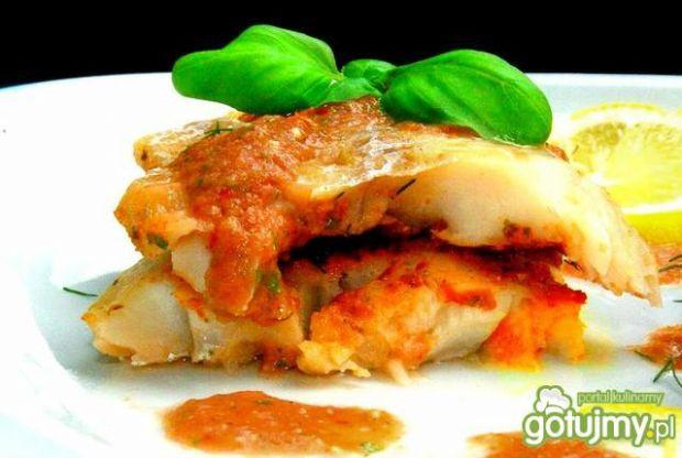 Mintaj Pomidorowo-Bazyliowy