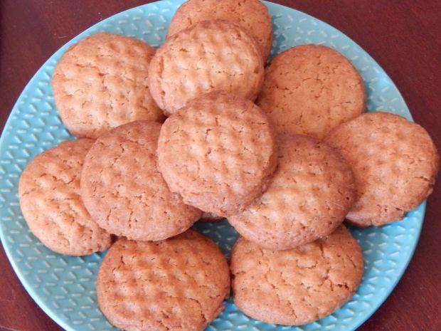 Miodowe ciasteczka z kasztanami