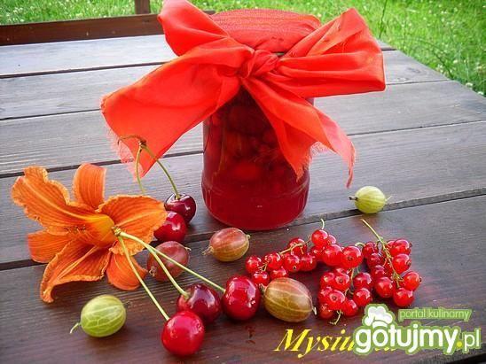 Mix owoców na zimę