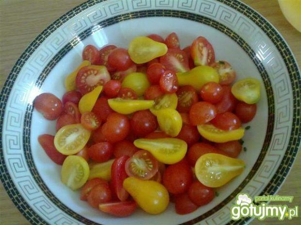 Mix sałatkowy z pomidorków