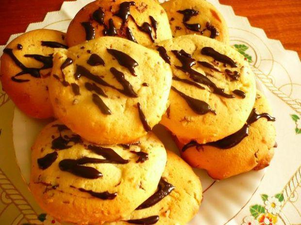 Mleczne ciasteczka z czekoladą