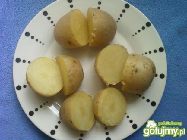 Młode ziemniaki z grilla