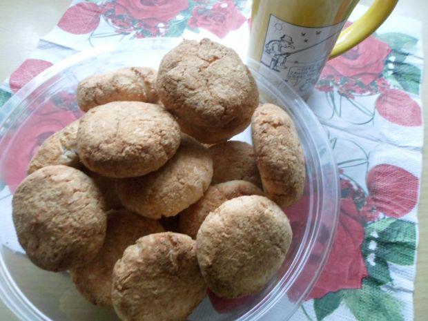 Mocno kokosowe ciasteczka