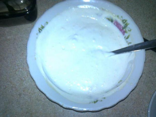 Mój sos czosnkowy