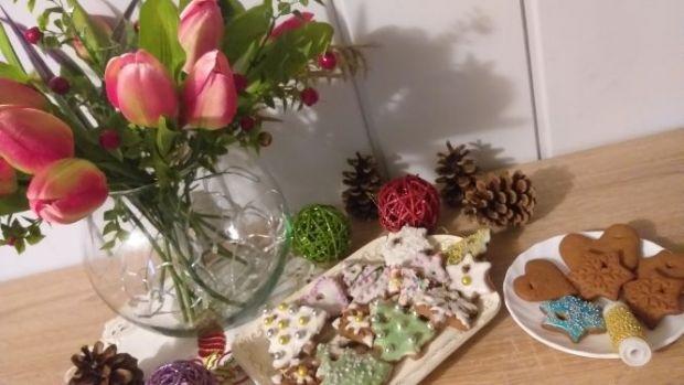 Moje świąteczne pierniczki z nutką cynamonu