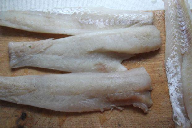 Morszczuk zapiekany z marchewką
