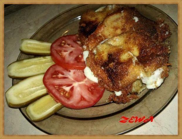 Mozzarella na ostro