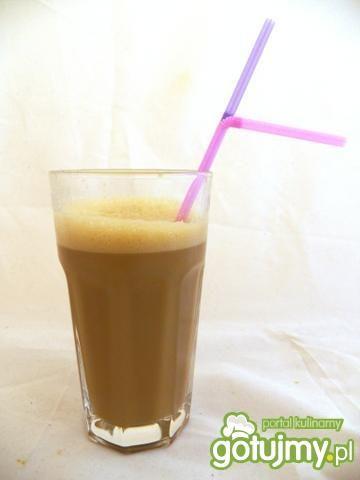 Mrożona kawa waniliowa