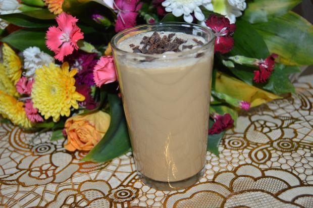 Mrożona kawa  z czekoladą